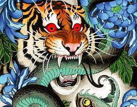 #10 для Tiger fight от Creative3dArtist