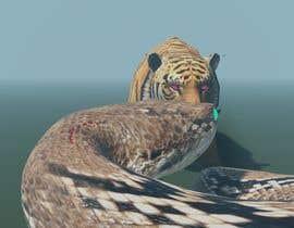 Nro 9 kilpailuun Tiger fight käyttäjältä surendrasinghart