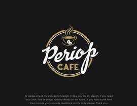 #1201 для Periop Cafe logo design от asdali