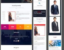#76 for Create a website layout for LEADSPRO.IO af proshahorair