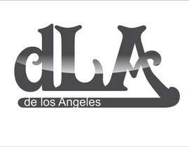 #97 for Design a Logo for dlA (de los Angeles) by GUSRYAN