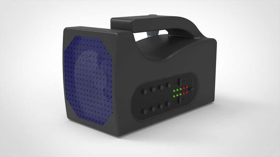 Inscrição nº                                         16                                      do Concurso para                                         Portable Public Address Speaker Refresh