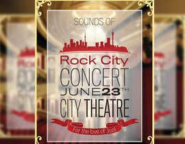 #84 for I need some Graphic Design for Rock City by grok13