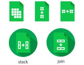 #5 for Graphic icon for Google Sheets extension: 2 static, 1 GIF by hannanlp