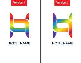 Nro 58 kilpailuun Need a Logo designed for a futuristic , colourful hotel booking portal käyttäjältä niazhire