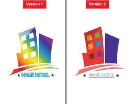 Nro 65 kilpailuun Need a Logo designed for a futuristic , colourful hotel booking portal käyttäjältä niazhire