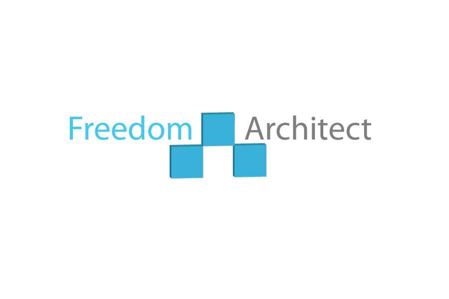Inscrição nº                                         29                                      do Concurso para                                         Logo Design for Freedom Architect