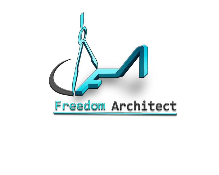 Inscrição nº                                         51                                      do Concurso para                                         Logo Design for Freedom Architect