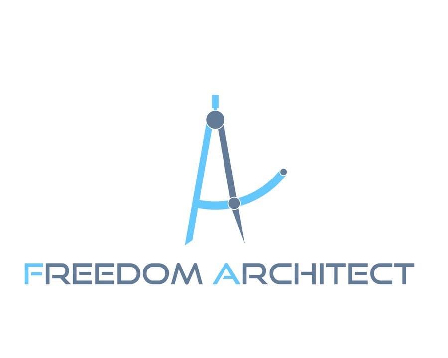 Inscrição nº                                         27                                      do Concurso para                                         Logo Design for Freedom Architect