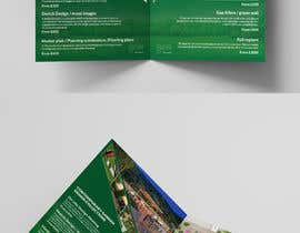 #11 untuk Design me an A6 bifold leaflet (4 sides) for print, email and web oleh shorifuddin177