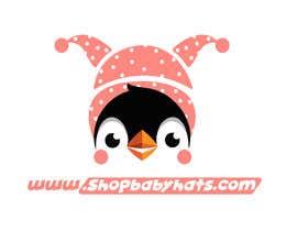 #211 untuk Logo for Website - ShopBabyHats.Com oleh mdsajjadit209