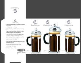#2 for Create simple packaging for coffee maker by vikasjain06