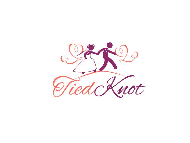 Contest Entry #                                        54                                      for                                         Create a logo for a wedding company