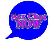 Design a Logo for Sex Chat Now için Graphic Design3 No.lu Yarışma Girdisi