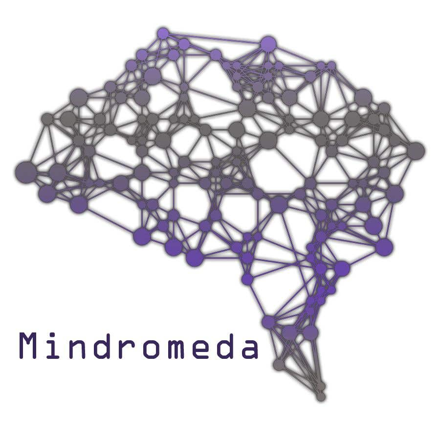 Proposition n°                                        29                                      du concours                                         Logo for Mindromeda