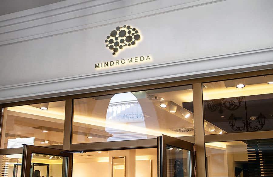 Proposition n°                                        253                                      du concours                                         Logo for Mindromeda