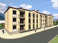 Proposition n° 64 du concours Building Architecture pour Condominium Building Design