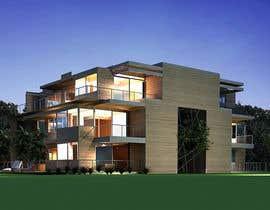 #50 untuk Condominium Building Design oleh emregoktay