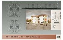 Proposition n° 56 du concours Building Architecture pour Condominium Building Design