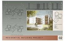 Proposition n° 57 du concours Building Architecture pour Condominium Building Design