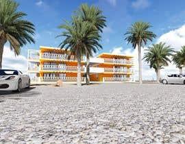 nº 84 pour Condominium Building Design par hibbanyb