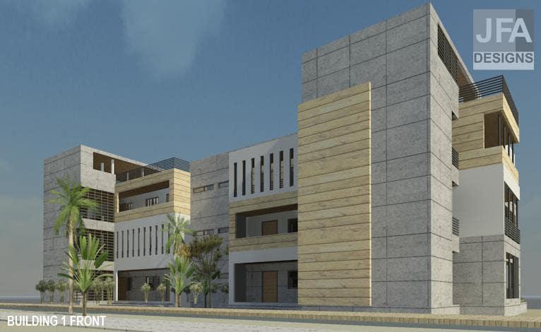 Proposition n°                                        68                                      du concours                                         Condominium Building Design