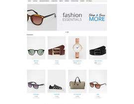 #1 for New Opencart Design for my Onlineshop Website af suman101dutta