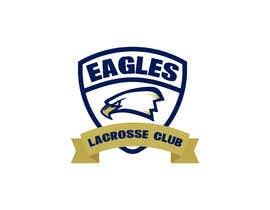 #109 cho Eagles Lacrosse Club Logo bởi raziul99
