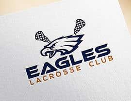 #123 cho Eagles Lacrosse Club Logo bởi janaabc1213