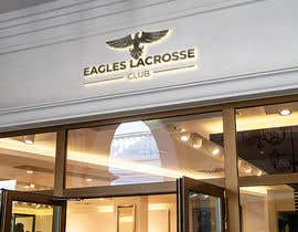 #108 cho Eagles Lacrosse Club Logo bởi golamfarukgdl191