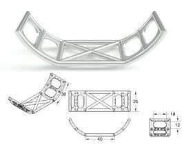 nº 9 pour 3D model prototype technical plan for factory  production par imammiaji112233