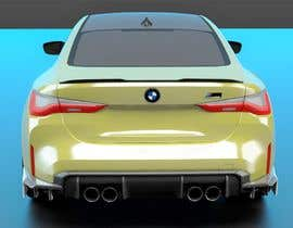 #55 for 3D Facelift for BMW M4 G82 af jaylangdon
