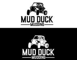 #33 для I need a logo designed for my mudding club. The logo needs to include 'Mud Duck Mudding' you can include tire tracks. I've included a picture of our UTV and Son all ideas welcome. от hosianibrahim