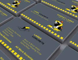 #190 for business card by nadia709
