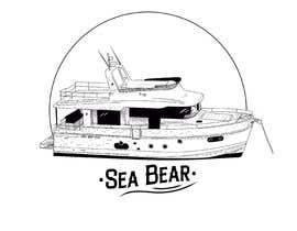 #31 for Line Art for Sea Bear by Makanastudio