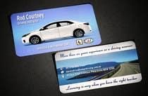 """Graphic Design Konkurrenceindlæg #108 for Design some Business Cards for """"Adept Driving School"""""""