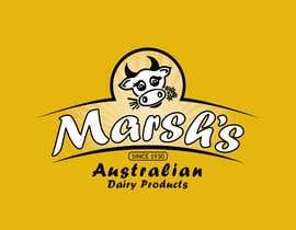 #122 cho New Logo Design Marsh's Cheese bởi Mohammadmonzur