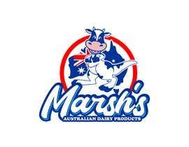 #82 cho New Logo Design Marsh's Cheese bởi artdjuna