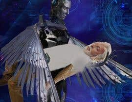 """#75 for Book Cover for """"Silicon Angel"""" by thoratabhijeet4"""