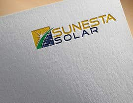 #672 pentru Logo for Sunesta Solar de către aktherafsana513