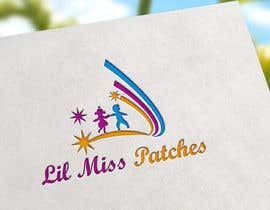#60 for Lil Miss Patches logo by kajal015