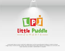 #222 cho Logo Designs for Little Puddle Jumpers Brand bởi nasakter620