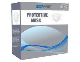 #83 untuk Product Package Design for Face Masks oleh fatimaC09