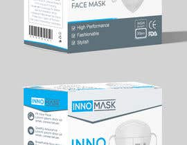 #98 for Product Package Design for Face Masks by rabiulsheikh470