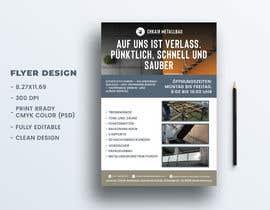 Nro 66 kilpailuun I need a business card and a flyer for a client. käyttäjältä TheCloudDigital