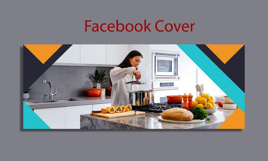 Kilpailutyö #                                        106                                      kilpailussa                                         Looking for an emotive Facebook cover design for a business page