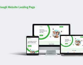 #36 untuk Landing Page Needed For Online Caricature Website oleh akashgajera91131