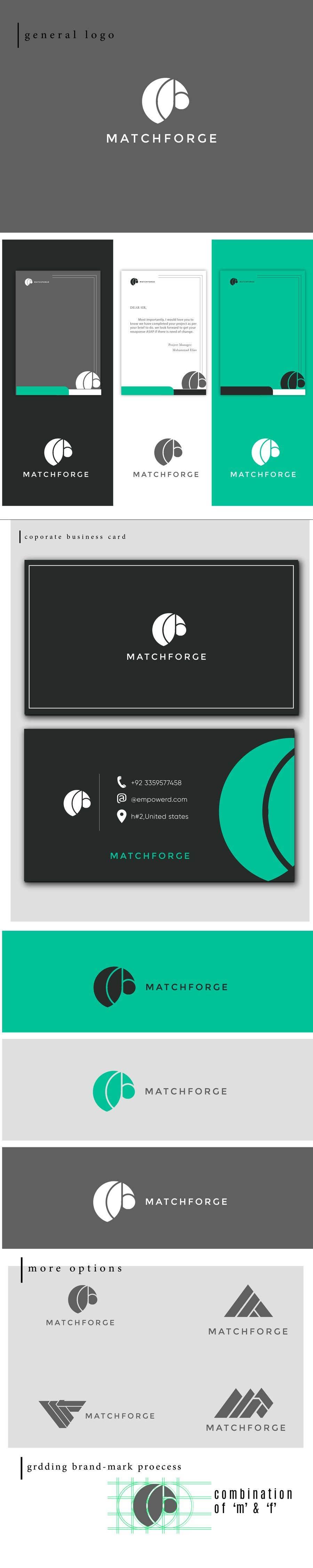 Penyertaan Peraduan #                                        119                                      untuk                                         Design a logo + Business Card + Letterhead + Branding + Social Media etc. (Gaming, Hosting, Panel, Dashboard, Product)
