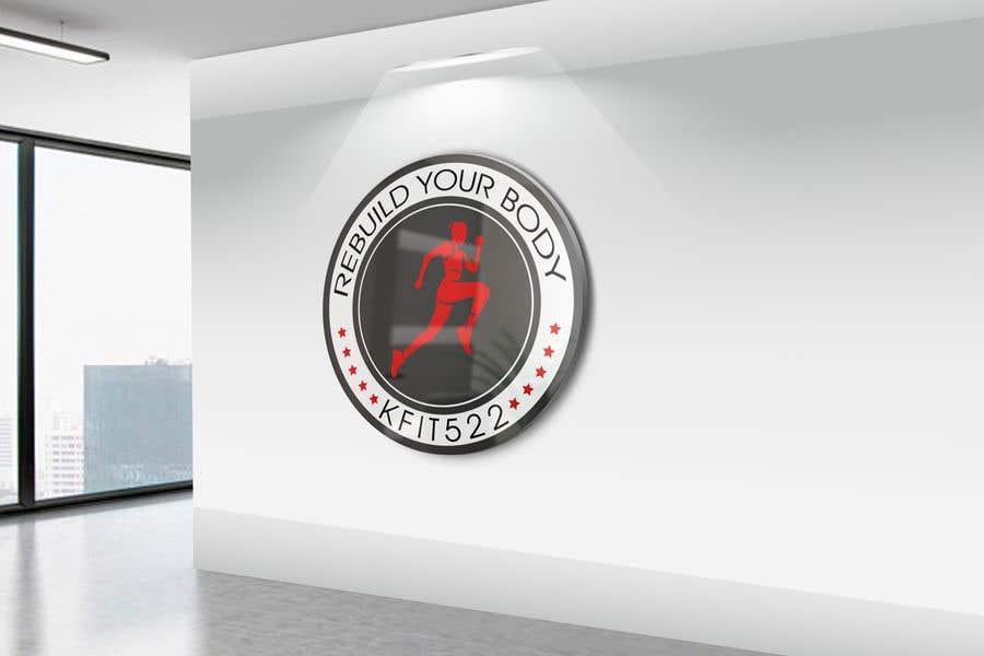 Penyertaan Peraduan #                                        100                                      untuk                                         Simple Fitness Logo