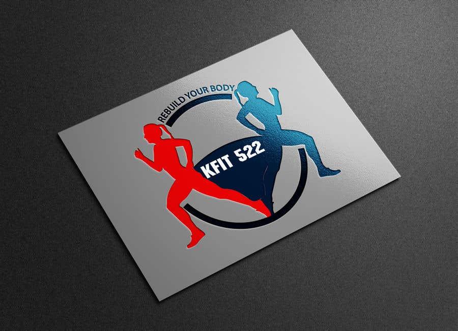 Penyertaan Peraduan #                                        110                                      untuk                                         Simple Fitness Logo